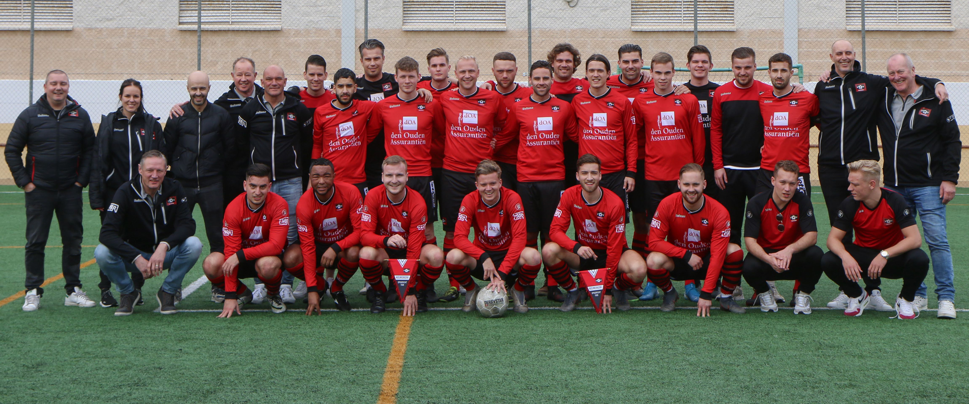 Permalink to: 18-01-2020: Trainingskamp Marbella: Nieuwerkerk – vv De Weide (5-0) en vv Raptin (0-0) door Jolanda van het Kaar